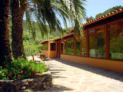 Cottage in La Gomera, Canary Islands. Up to 5 people. Environment Park Garajonay