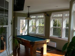 Falmouth estate photo - Pool Room and Tiki Bar