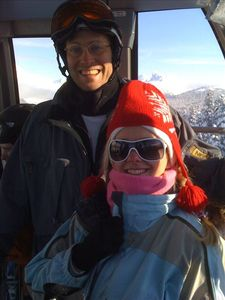 Our kids love the Peak to Peak Gondola!
