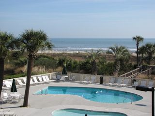 Forest Beach condo photo - Two onsite pools