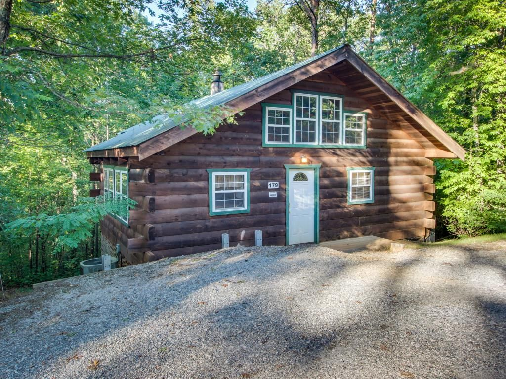 Secluded Dog Friendly Cabin Screened In Vrbo