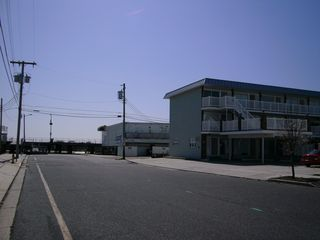 North Wildwood condo photo - Stone's throw to beach and boardwalk