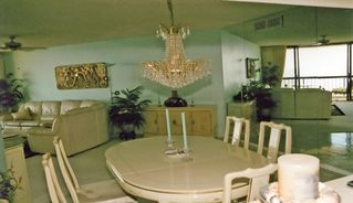 Hutchinson Island condo photo - Dining area with oceanview