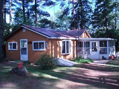 Welcome to the Northwoods 'Tall Pines Hide-a-Way' Cabin Rental