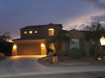 Marana house rental - located at the end of a cul-de-sac, this house has a lot of privacy