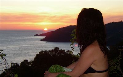 Zihuatanejo  luxury vacation rental condominium...the view from the living room!