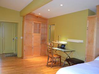 Bainbridge Island house photo - guest room