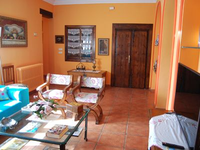 Andujar Mansion apartment fully equipped