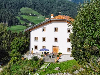 Beautifully situated farm in Lower Village in Hochpustertal - Cristallo