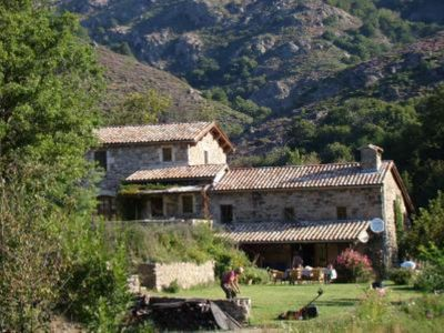 Coste Rouge, peaceful old farmhouse with private swimmingpool and Wifi.