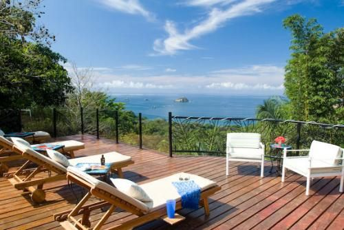 Luxury private resort 8 bedrooms chef homeaway for Costa rica house rental with chef