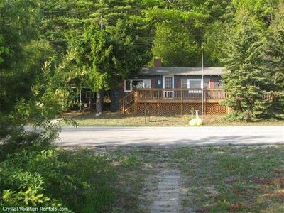 Beulah cottage rental - Front View