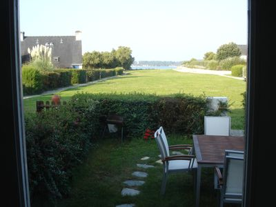 Nice house with garden Golfe du Morbihan 80m from the sea,