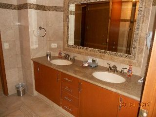 Puerto Penasco condo photo - Master Bath with Granite counters, dual sinks, and 50 gallon water heater!