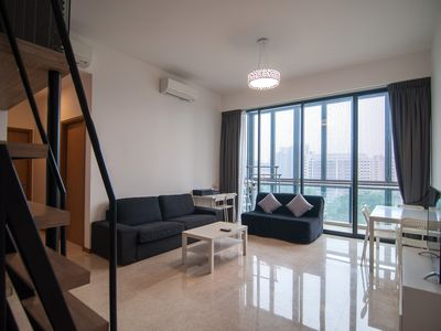 Loft Style Close To Zoo & Nature reserve