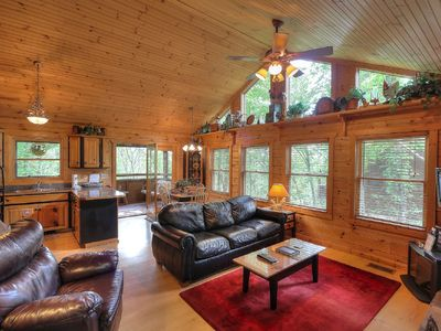 Smoky Mountain Honeymoon Cabin