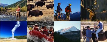Big Sky condo rental - Gateway to Yellowstone National Park and wild west adventure.