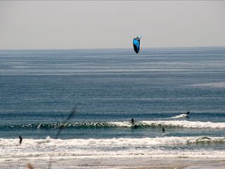 Cardiff by the Sea cottage photo - Surfing, Stand Up Paddle, Kitesurfing, and Yoga. Living the dream!