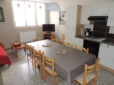 Apartment (2/8 people) in La Bourboule 100m from the center-Sancy