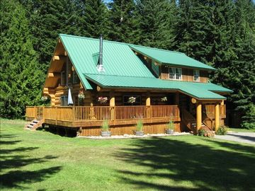 Snoqualmie Pass cabin rental
