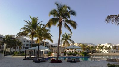 Salalah Beach: Marina view (1)