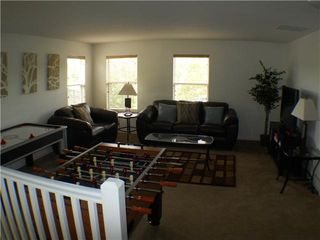 Legacy Park house photo - Bonus Room Has Leather Sofa'''''''''''''''''''''''''''''''''''''''''''