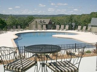 Branson house photo - Branson Canyon Pool, a short walk away!!
