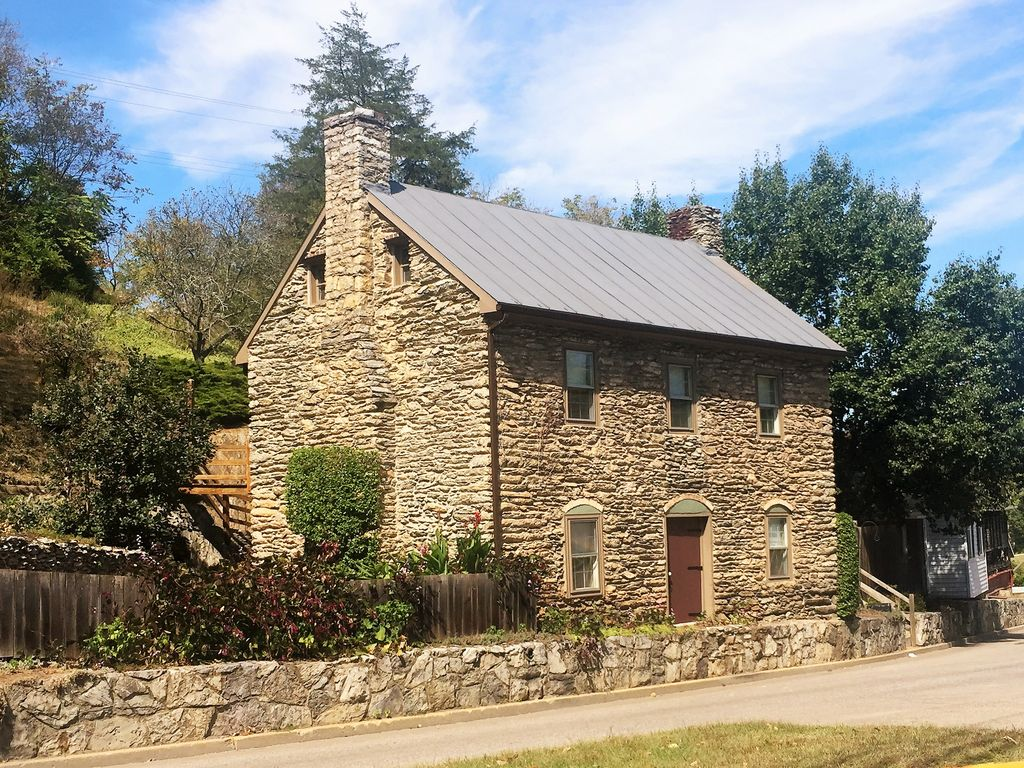1780 stone house in historic lexington va vrbo