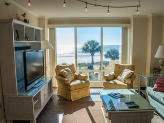 Spacious Oceanfront 3 Br At Villamare Homeaway Hilton Head Island