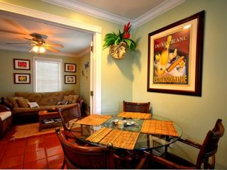 Key West cottage photo - Indoor dining - seats 4