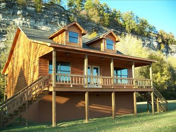 Calico Rock cabin rental - The Get Away Cabin (Cabin 2)