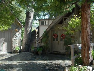 Lake Arrowhead house photo - .