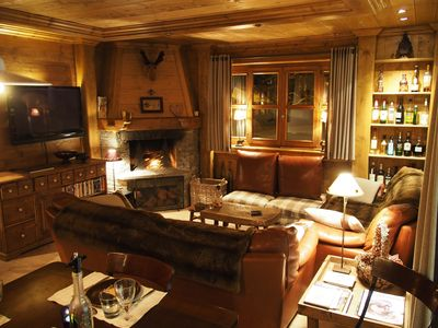 Val d'Isère Luxury Apartment in a chalet
