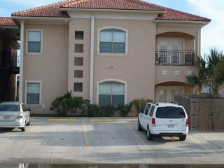 South Padre Island condo photo - My Condo is on pool side of building
