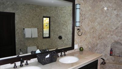 All NEW Custom & re-designed w/ Double Sinks & Large Bath Tub w/ Shower