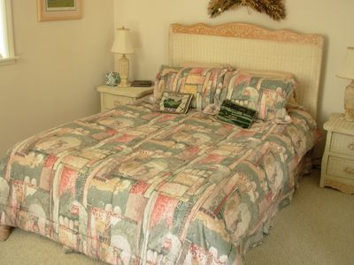 Palm Desert house rental - Guest bedroom # 2