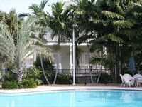 Key West 'Coral Hammock' - Poolside