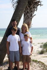 Surfside Beach house photo - Bill, Wanda, Will (12), & Wesley (7) Lorick