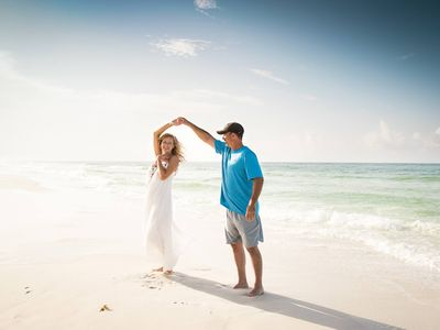 """NO """"FEES!""""* Fully Stocked, Sandestin/Westwinds, ON THE BEACH, Privt WiFi, Netflx"""