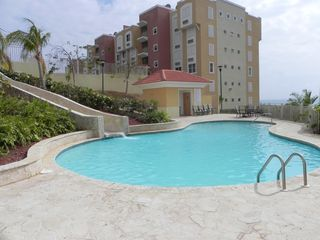 Fajardo apartment photo - pool with slide