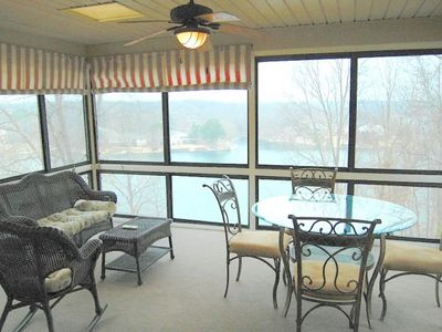 Bella Vista house rental - Sunroom