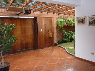 Lima apartment photo - Enclosed patio & garden