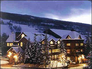 Vail townhome photo - Vail Mountain Setting