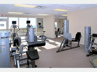 Tidewater Beach Resort condo photo - Fitness Center