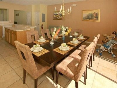 Dining Room Seating for 8 People