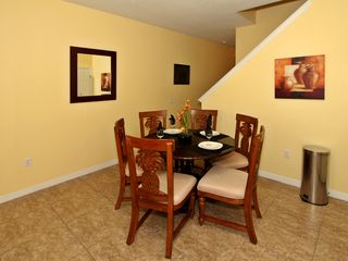 Paradise Cay townhome photo - dining table