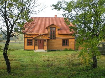 Latvia chateau / country house rental - Beaver House