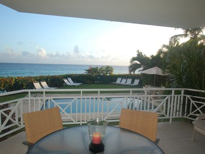 Beachfront Apartment Close To Your Every Need