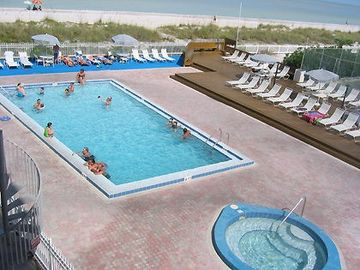 Indian Rocks Beach condo rental - View from balcony