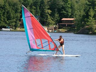 Edwards house photo - Windsurfer